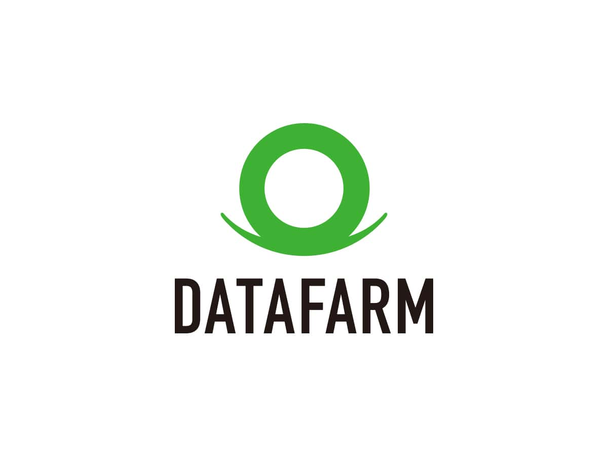 データファームロゴデザイン