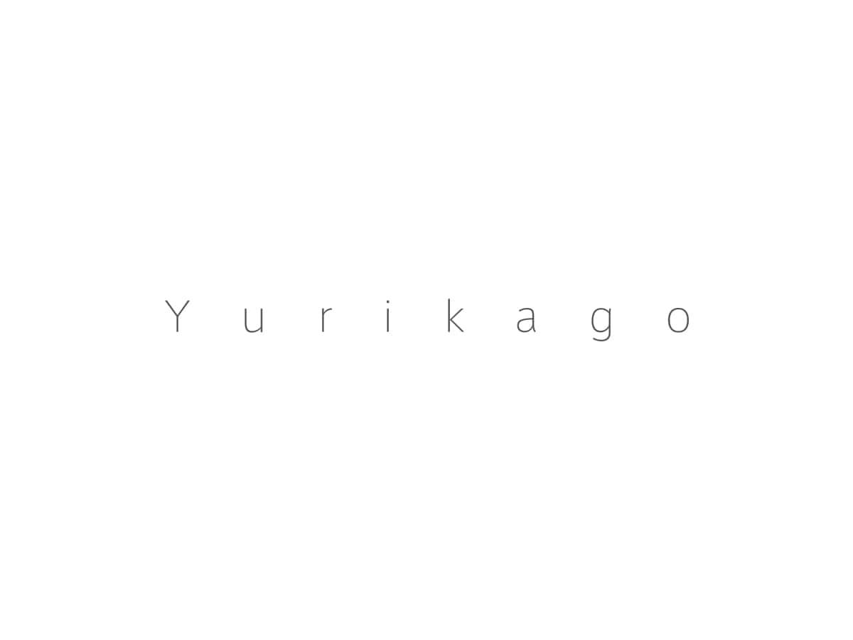 yurikagoロゴデザイン