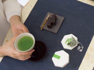 お茶パッケージ